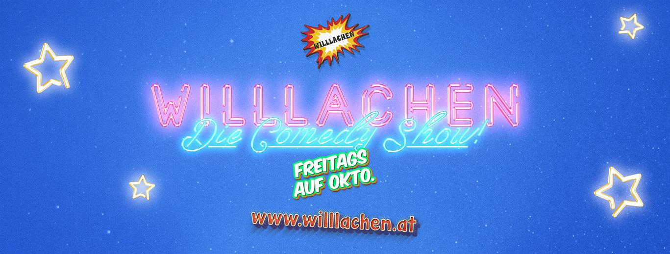 Willlachen - die Comedy Show Cover Bild