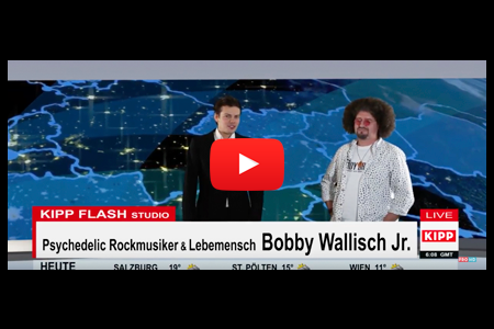 Kipp Flash mit Bobby Wallisch